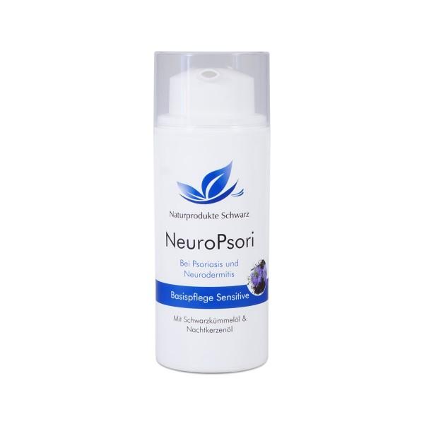 NeuroPsori Basispflege Sensitive - Pflege bei Neurodermitis
