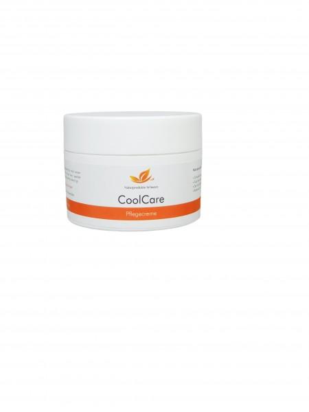 CoolCare Creme bei geröteter, gereizter Haut - Mückenstiche, Insektenstiche und Wespenstiche