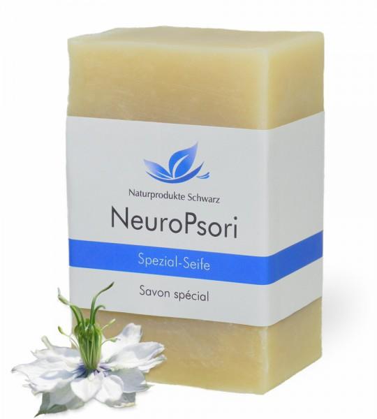 NeuroPsori Naturseife - bei Neurodermitis und Psoriasis