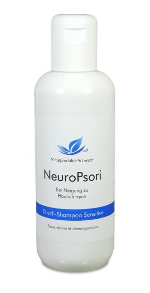 NeuroPsori Dusch Shampoo Sensitive bei Neurodermitis, ohne Silikone