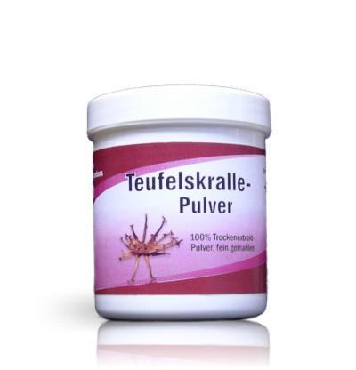 Teufelskralle-Pulver - Harpagophytum procumbens