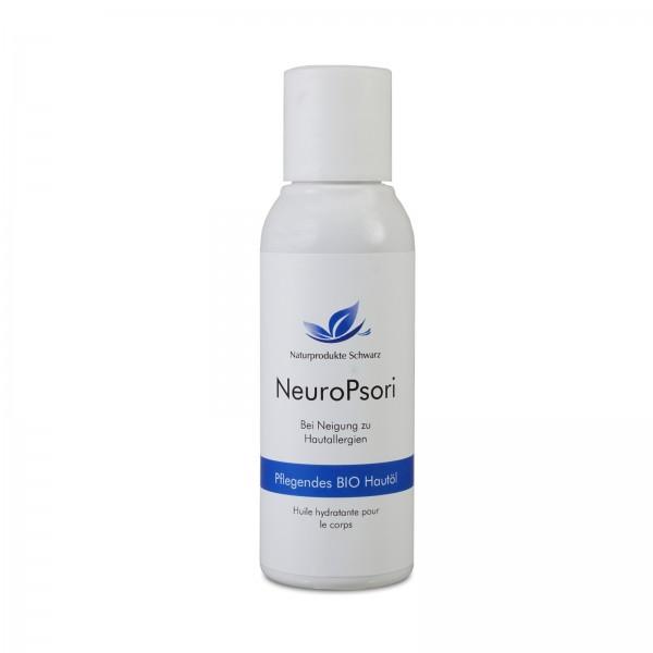 NeuroPsori BIO-Hautöl - mit Nachtkerzenöl, bei Neurodermitis und Schuppenflechte