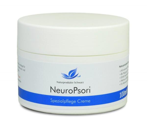 NeuroPsori Creme - Pflege bei Neurodermitis und Schuppenflechte