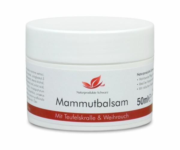 Mammutbalsam - Kräuterbalsam mit Weihrauch