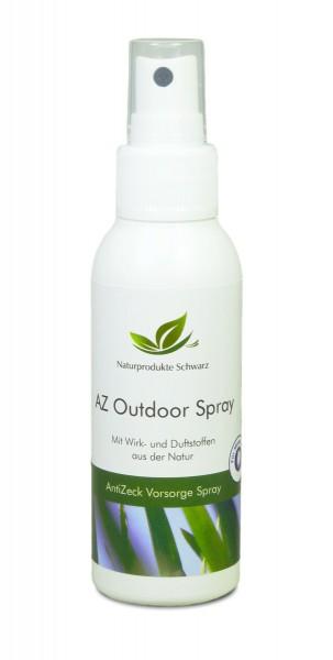 AZ Outdoor Spray - vorbeugend bei Insekten und Zecken