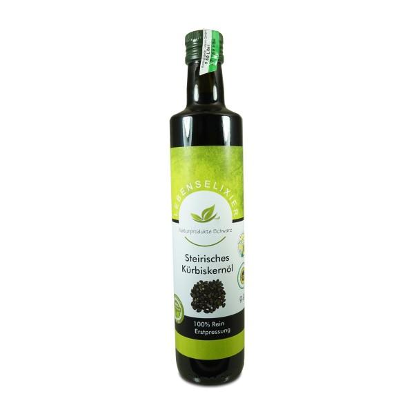 Steirisches Kürbiskernöl g.g.A - 100% Rein - Erstpressung