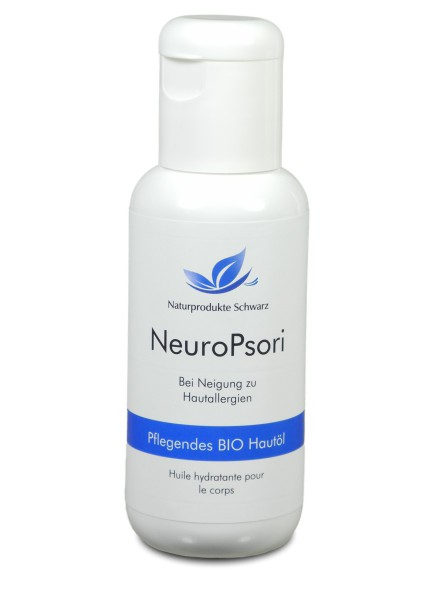 NeuroPsori BIO-Hautöl - mit Nachtkerzenöl
