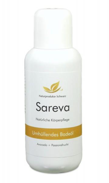 Sareva Badeöl mit Avocadoöl und Passionsfruchtöl