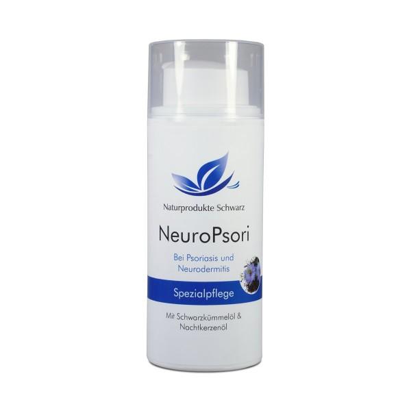 NeuroPsori Spezialpflege Creme - Pflege bei Neurodermitis und Schuppenflechte