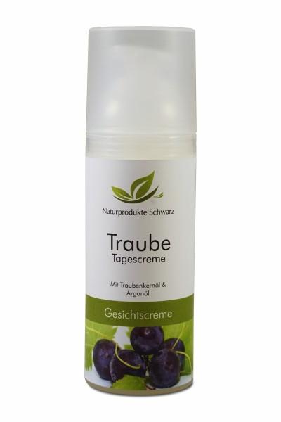 Traubenkernöl-Tagescreme mit Arganöl